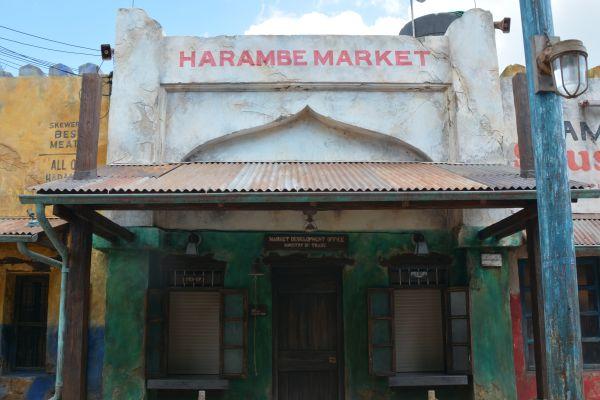 Harambe Market opens at Disney�s Animal Kingdom