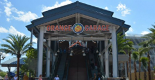 Downtown Disney Construction Update May 2015