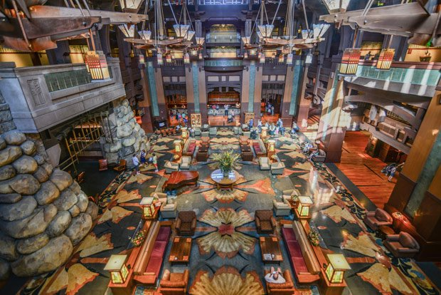 Grand Californian Hotel & Spa exterior photo