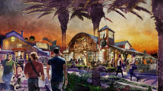 Jock Lindsey's Hangar Bar coming to Downtown Disney
