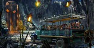 Universal Orlando announces Skull Island: Reign of Kong attraction