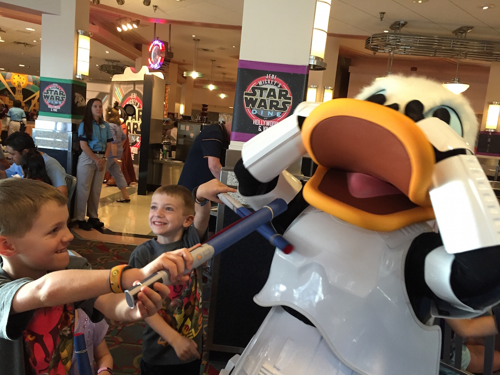 Stormtrooper Donald