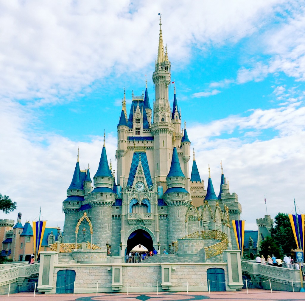 where to cool off at walt disney world