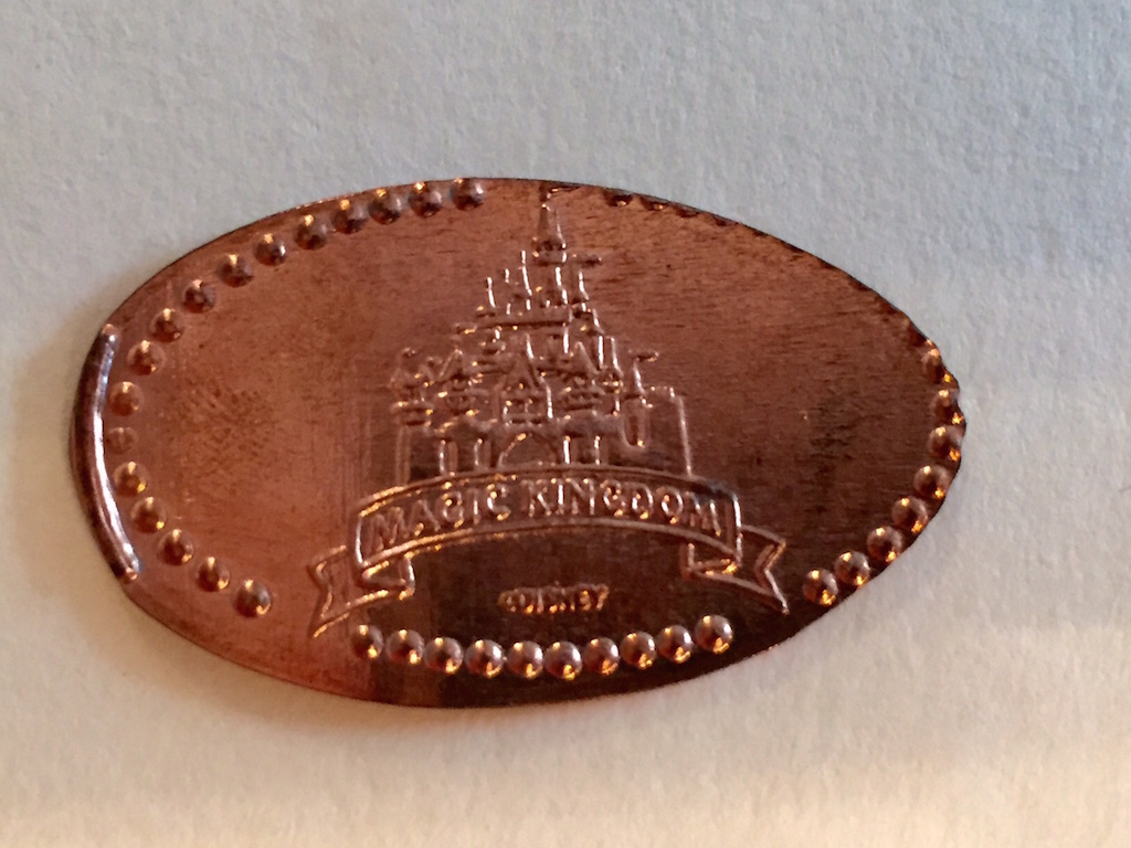 Our Newest Disney Souvenir Collection: Pressed Pennies