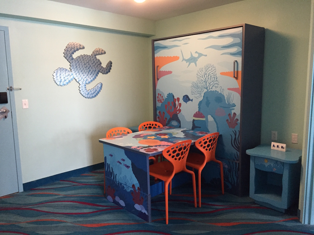 Our Family S Review Of Disney S Finding Nemo Hotel Suites