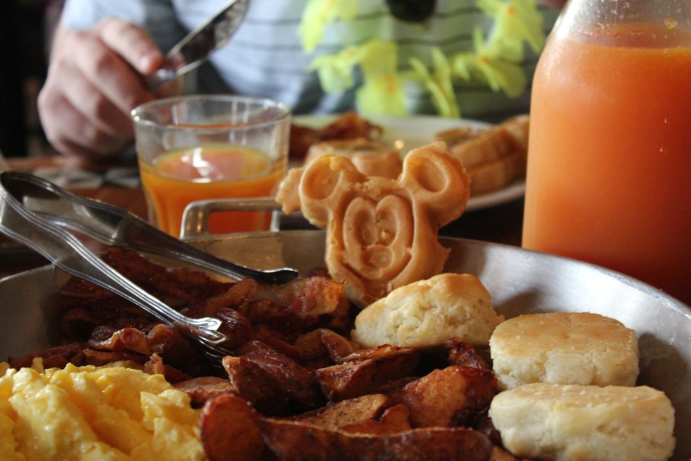 3 Healthy and Delicious Quick Service Meals at Disney