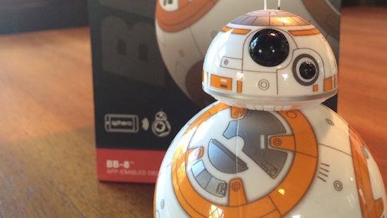 Review: I got a BB-8 and my cats now hate me!