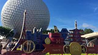 2015 Epcot Food and Wine Festival Menus, Photos and Info