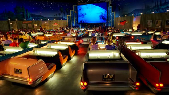 Sci-Fi Dine-In Theater Restaurant To Serve Breakfast For The Holiday Season