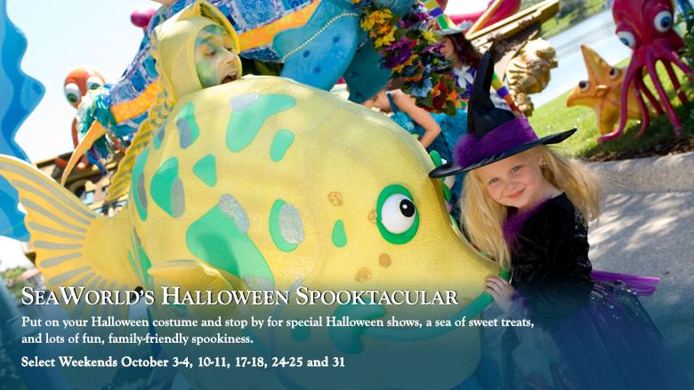 Halloween Spooktacular Seaworld.Seaworld Orlando Releases Halloween Spooktacular Details