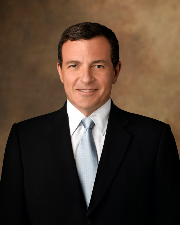 Bob Iger Joins Nfl Stadium Effort