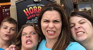 Family's Guide to Universal: Universal Orlando's Horror Make-Up Show