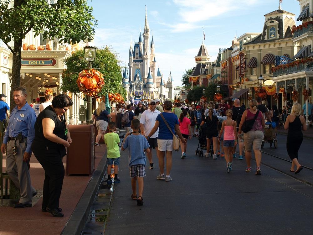 Main Street U.S.A  Magic Kingdom