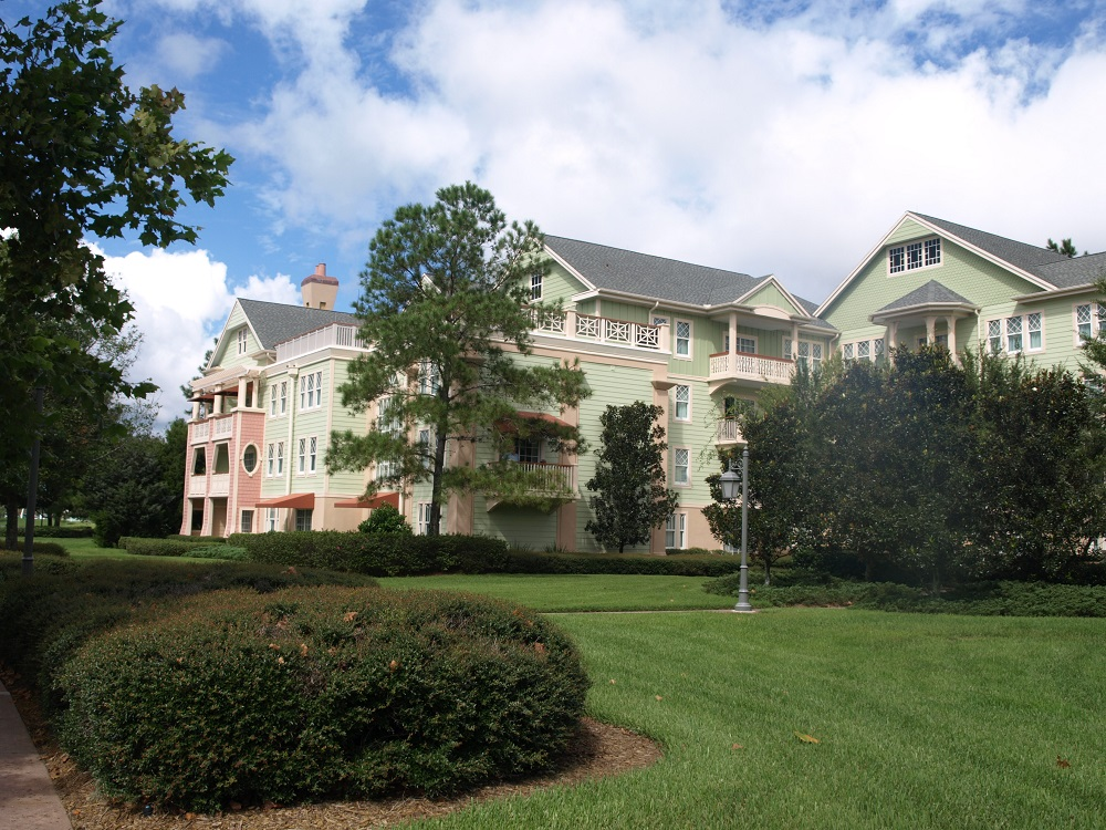 Saratoga Springs Resort And Spa Turning 3 Potential