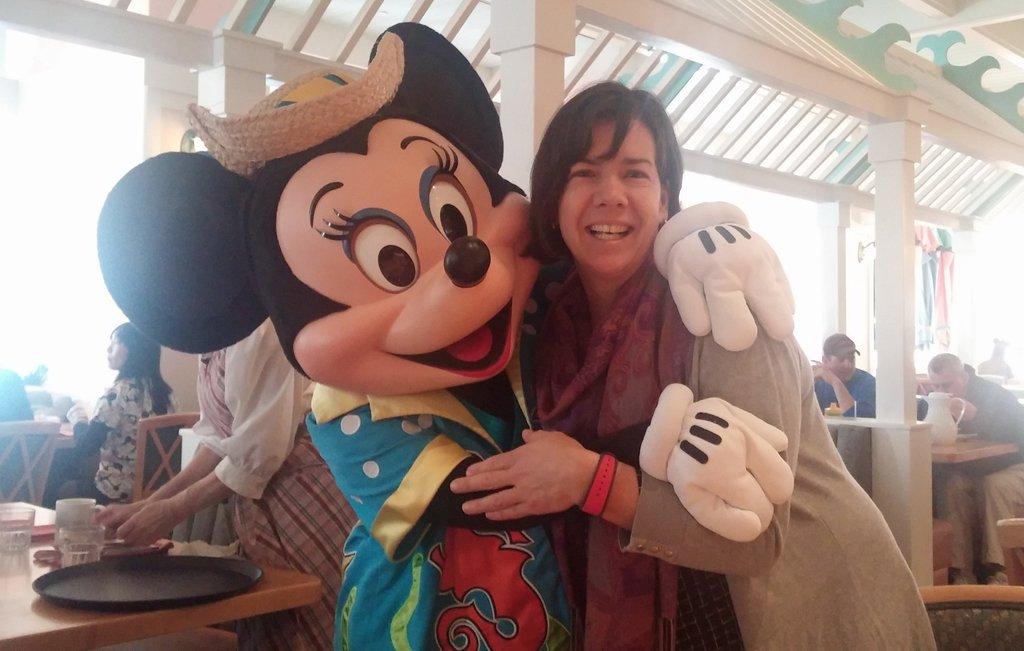 Minnie is my favorite!