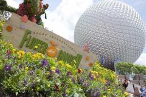 Epcot's International Flower & Garden Festival Information - 3/2 - 5-30
