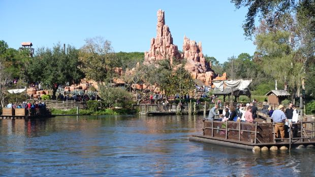Tom Sawyer Island at the Magic Kingdom
