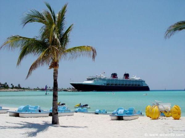 12 Things You Didn T Know About Castaway Cay