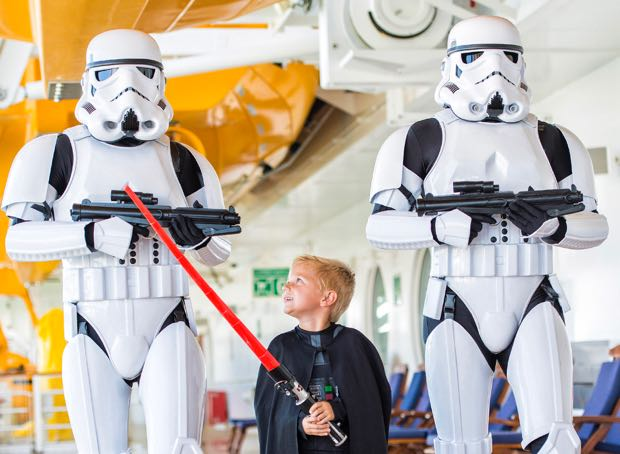 Star Wars Day at Sea Returns in 2017