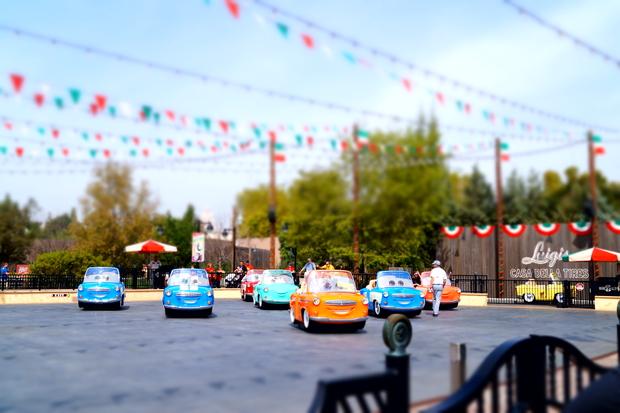 Luigi's Rollickin' Roadsters now open!
