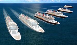 Disney Adding Two New Cruise Ships