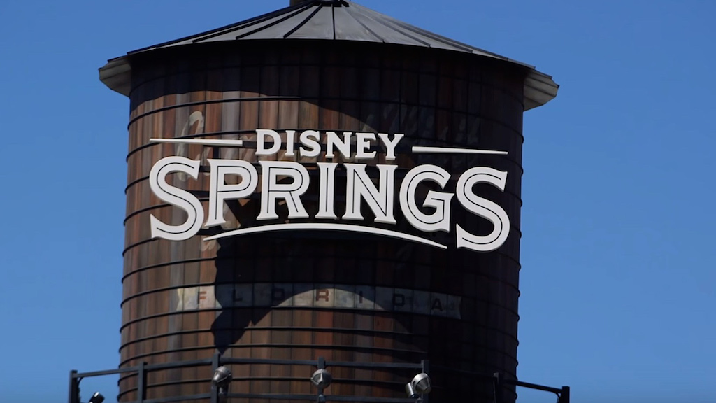 Disney-Springs-Water-Tower-