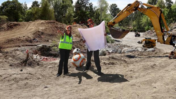 Walt Disney World and Disneyland break ground on Star Wars lands