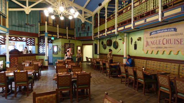 New Menu Coming To Magic Kingdom S Skipper Canteen Restaurant