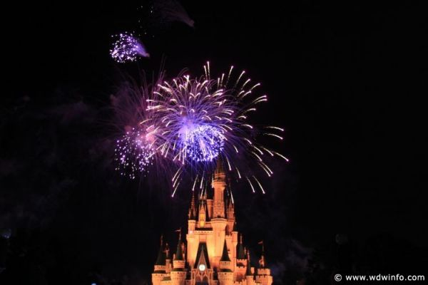 The best part is no matter if you are a DVC member, resale DVC owner, or cash paying guest, the fireworks are always amazing.