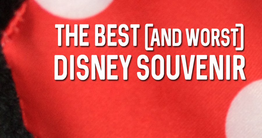 The Best and Worst Disney Souvenir