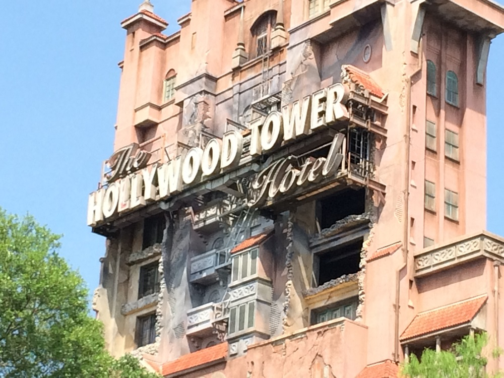 Hollywood Tower of Terror - Hollywood Studios