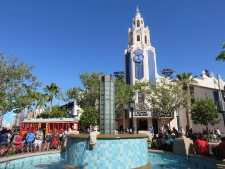 The Carthay Circle restaurant offers great food and a relaxing environment.