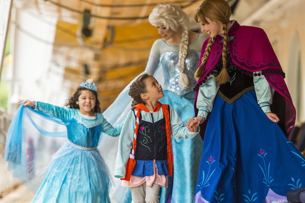 Frozen Returns To Disney Cruise Line This Summer