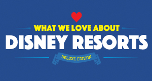 What we love about Disney Resorts: Deluxe edition