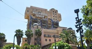 Marvel overlay for California Adventure's Tower of Terror?