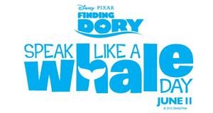 Disney Parks to celebrate Speak Like a Whale Day