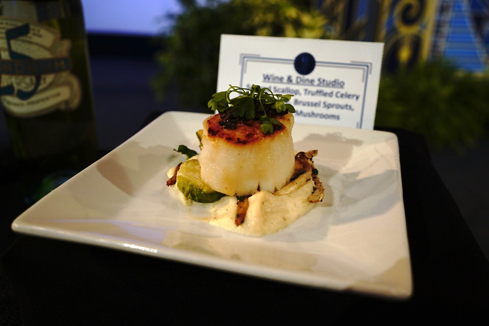 001 Food & Wine Festival Preview