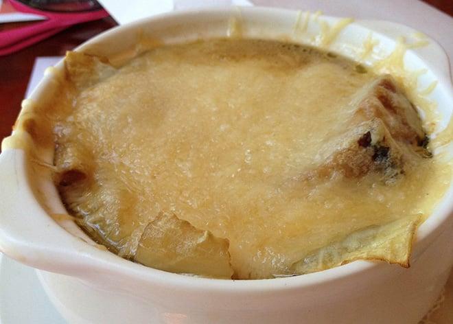 French Onion Soup, Chefs De France