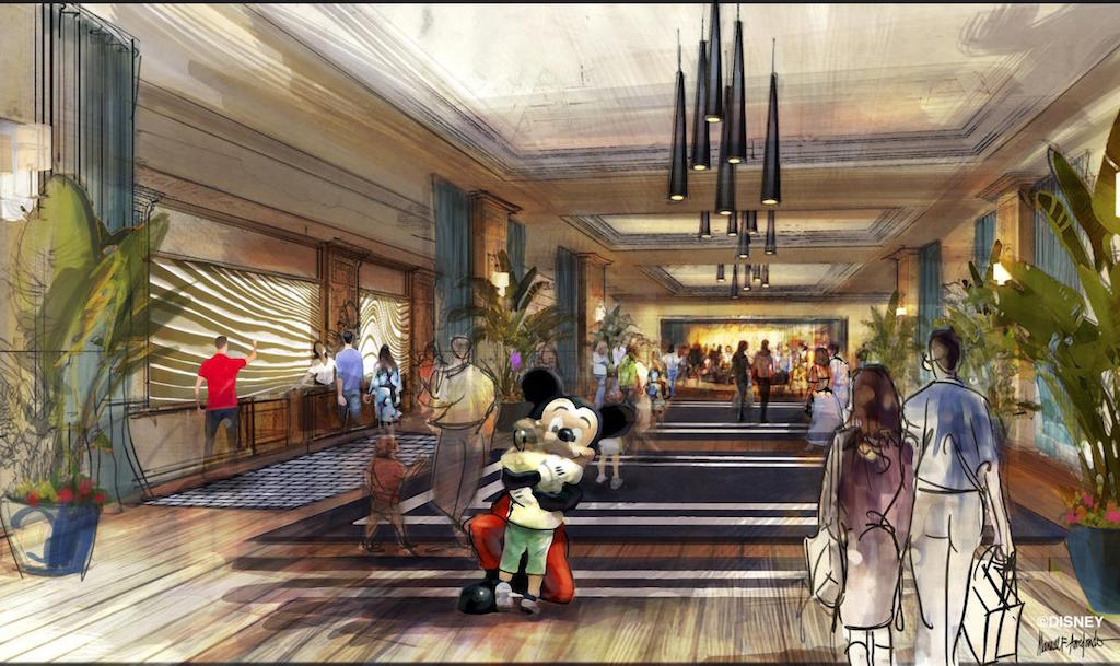 New luxury hotel planned for the Disneyland Resort