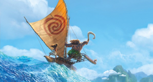 Disney releases first 'Moana' trailer