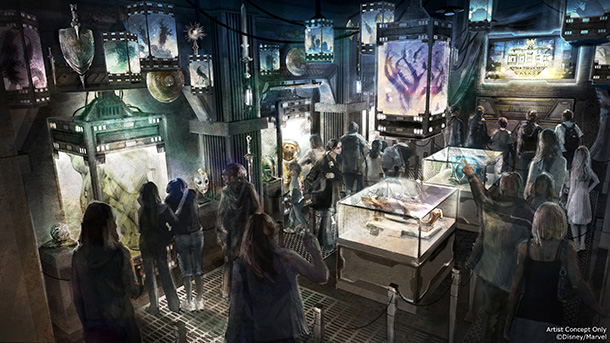 Disney confirms Guardians of the Galaxy coming to California Adventure