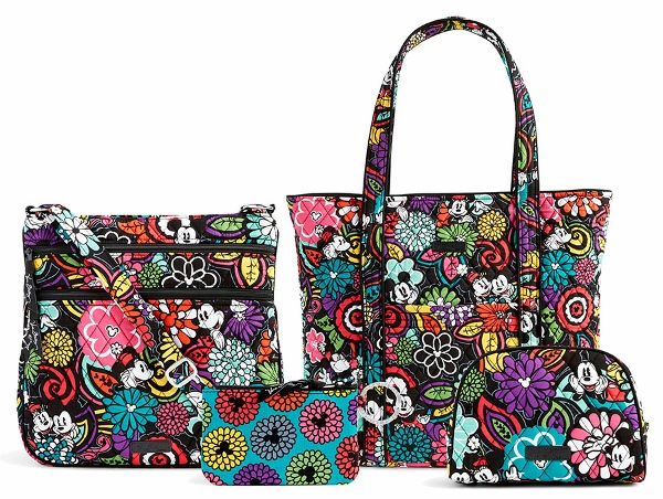 New Vera Bradley Bags Perfect for Disney Parks 4c367e35834ae