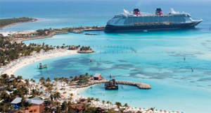 Disney Cruise Line looking to buy another island?