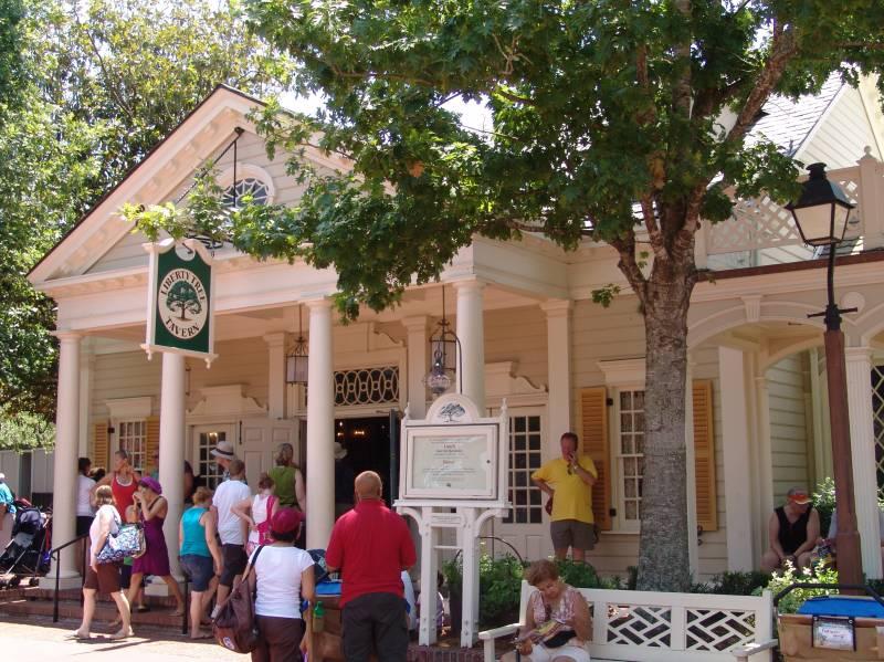 Menu changes at Magic Kingdom's Liberty Tree Tavern