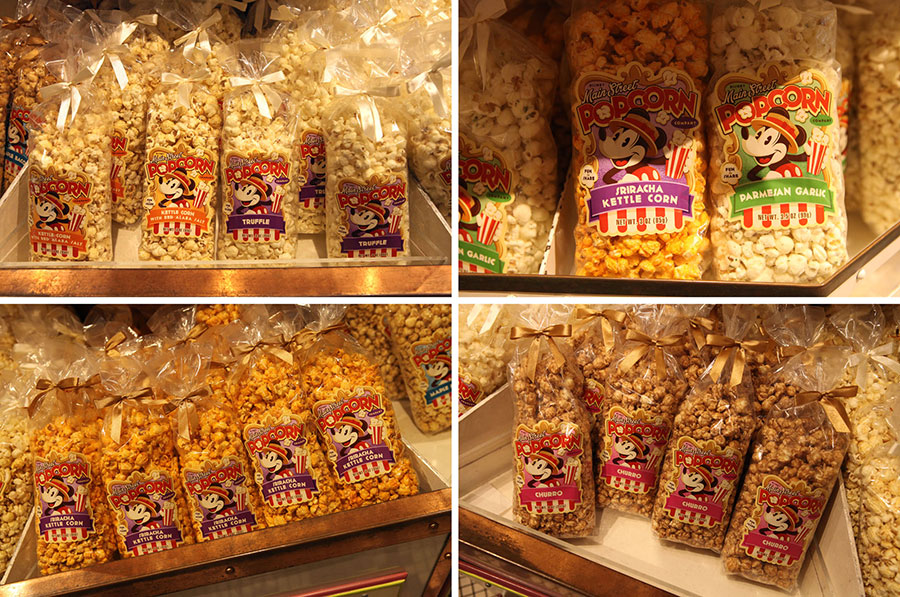 New Popcorn Flavors Are Available At The Disney Theme Parks