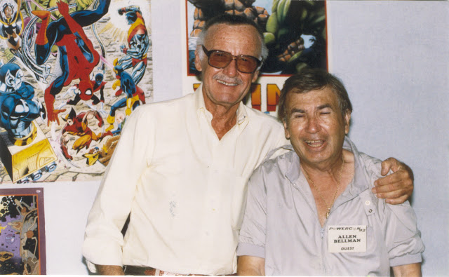 3 Allen and Stan at 1992 con