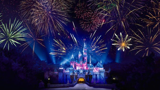 Disneyland Confirms Return Of Fantasy In The Sky Fireworks