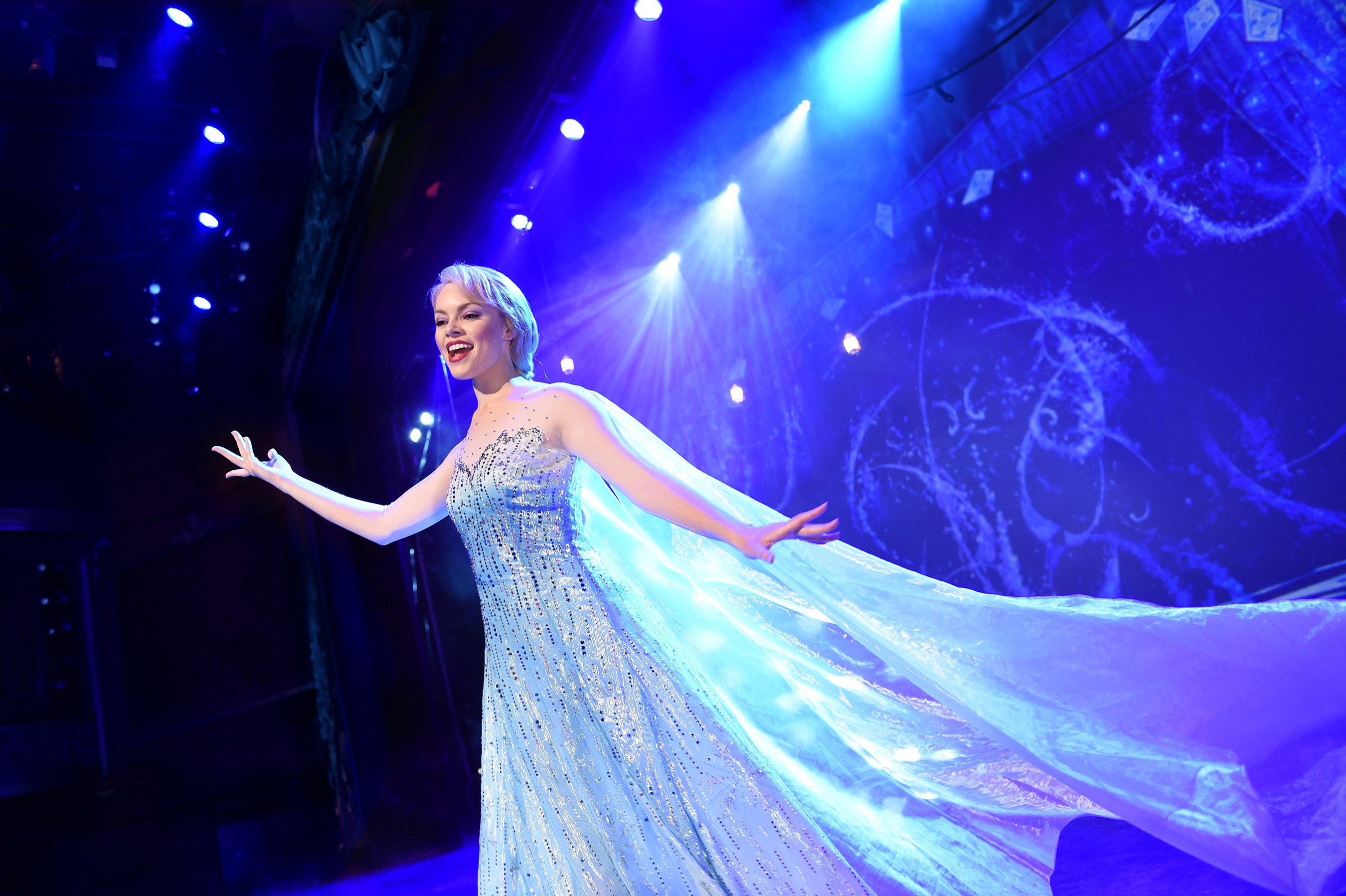 New Frozen Musical Coming To Disney Cruise Line This Fall