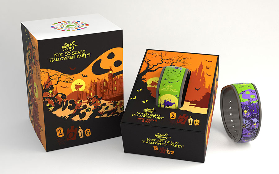 magicbands - Mickey Not So Scary Halloween Party Tickets