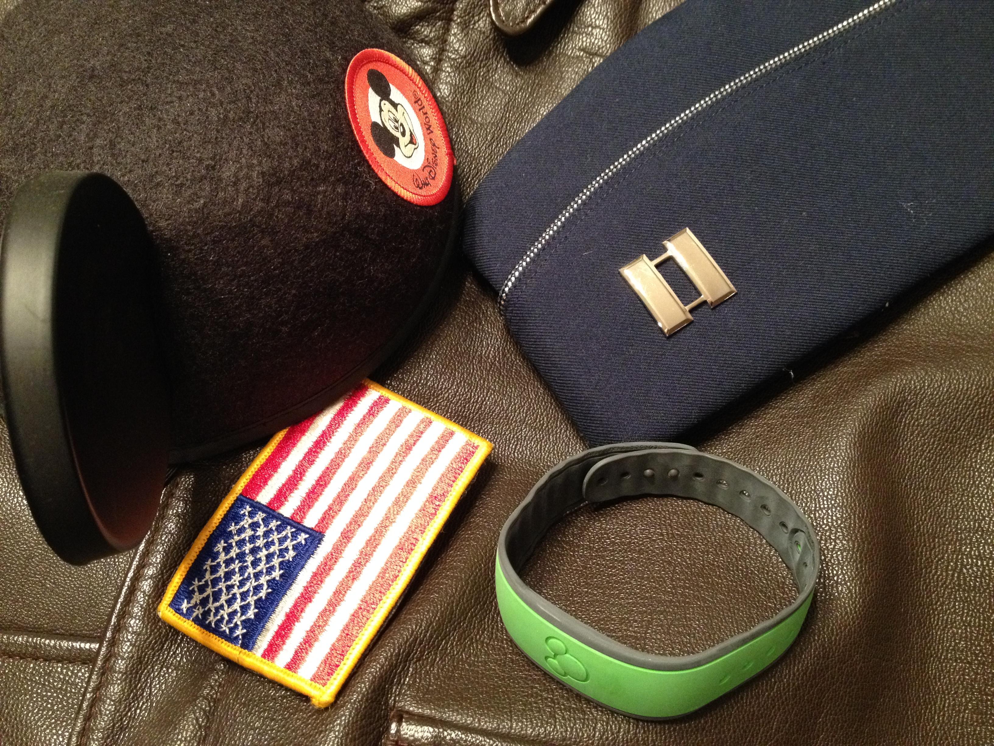 Veterans and Disney Stuff